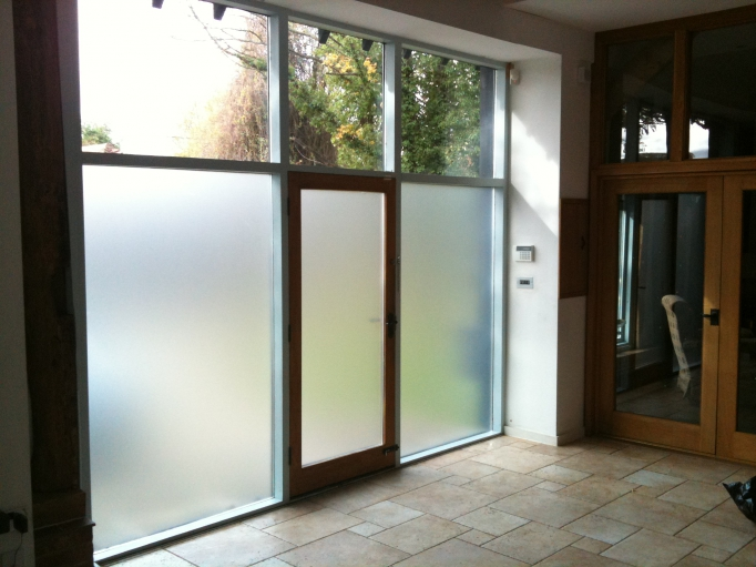 Albright Window Films Privacy Amp Frosted Film